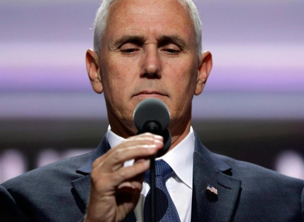 <p>Mike Pence</p>