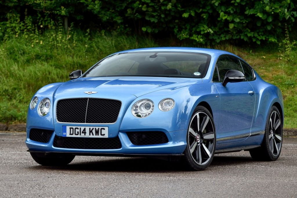 <p>Bentley Continental GT V8 S</p>
