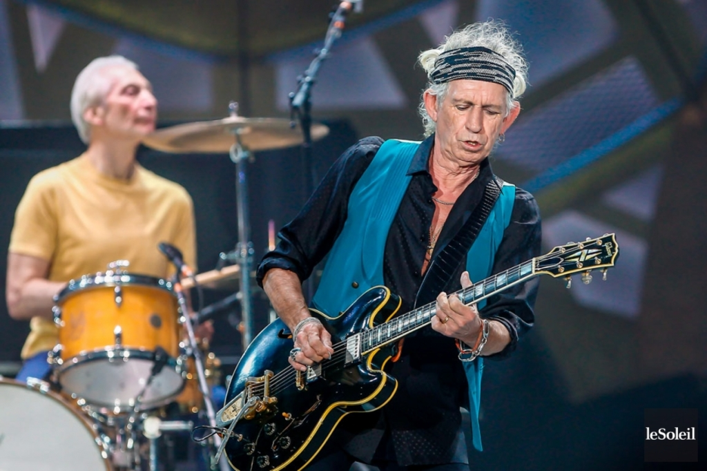<p>Keith Richards</p>