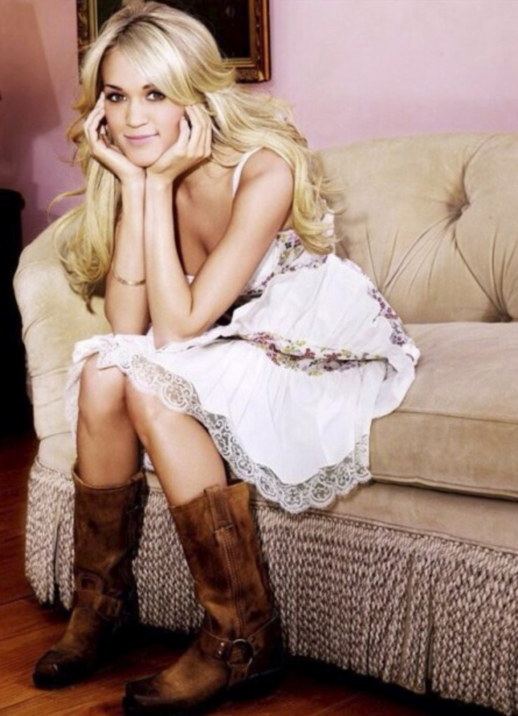 <p>Carrie Underwood</p>