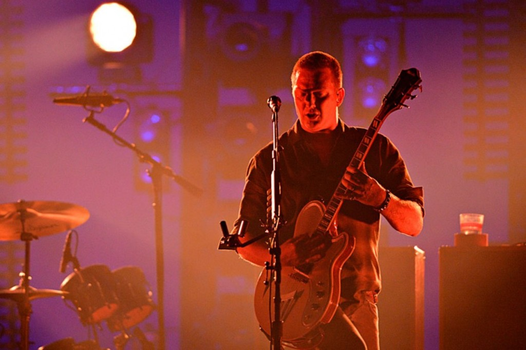 Queens of the Stone Age sur les plaines d'Abraham