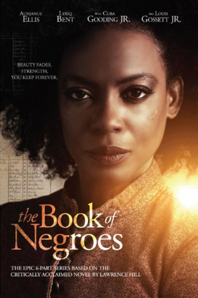 The Book of Negroes - Affiche