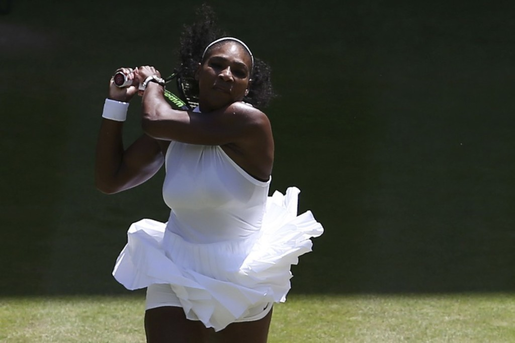 <p>Serena Williams</p>
