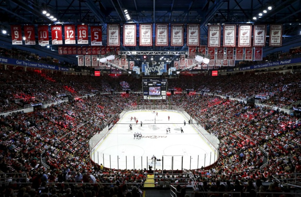 Les Red Wings quitteront le Joe Louis Arena à la fin de la saison.