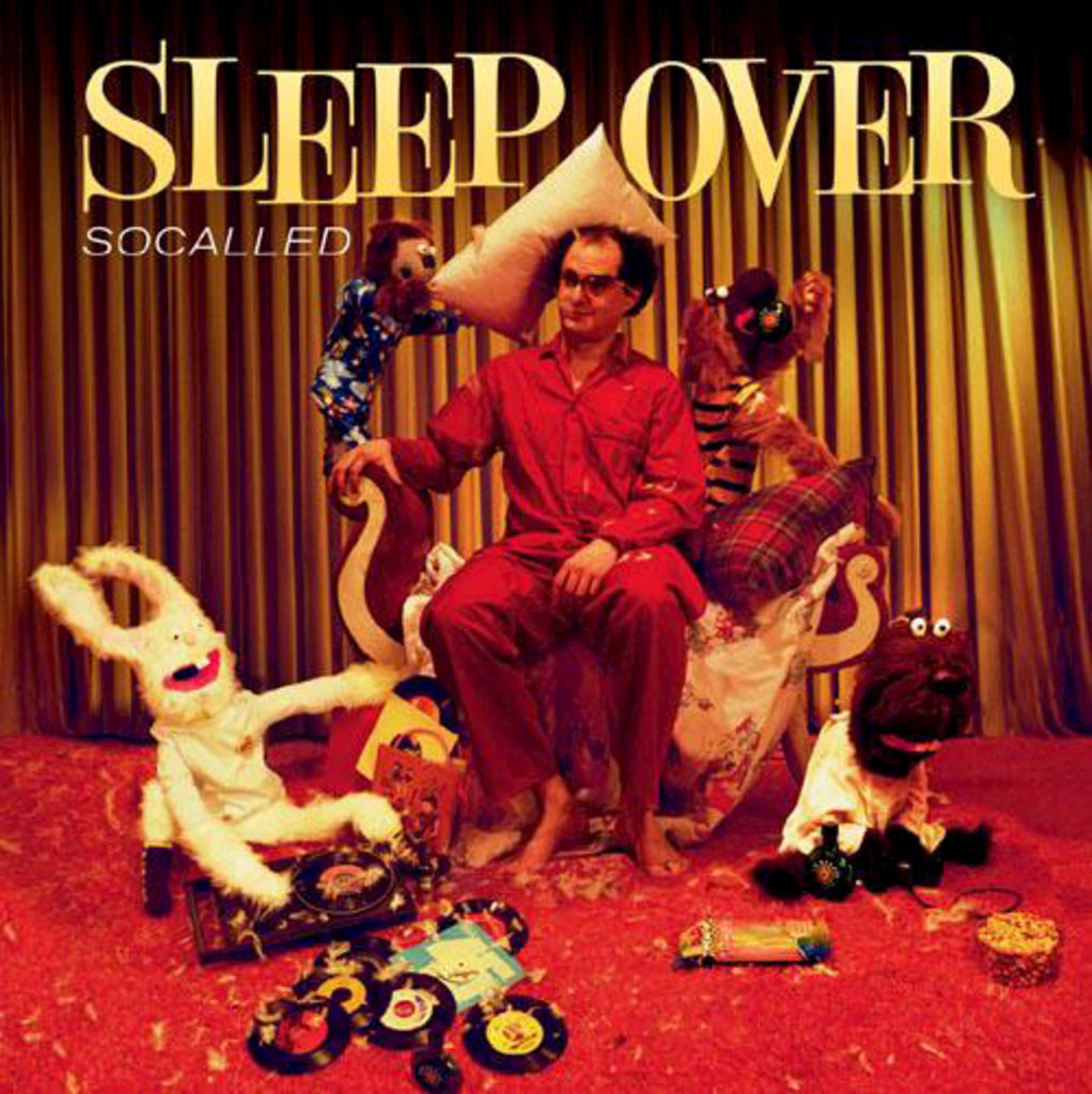 Pochette de l'album «Sleepover» de Socalled
