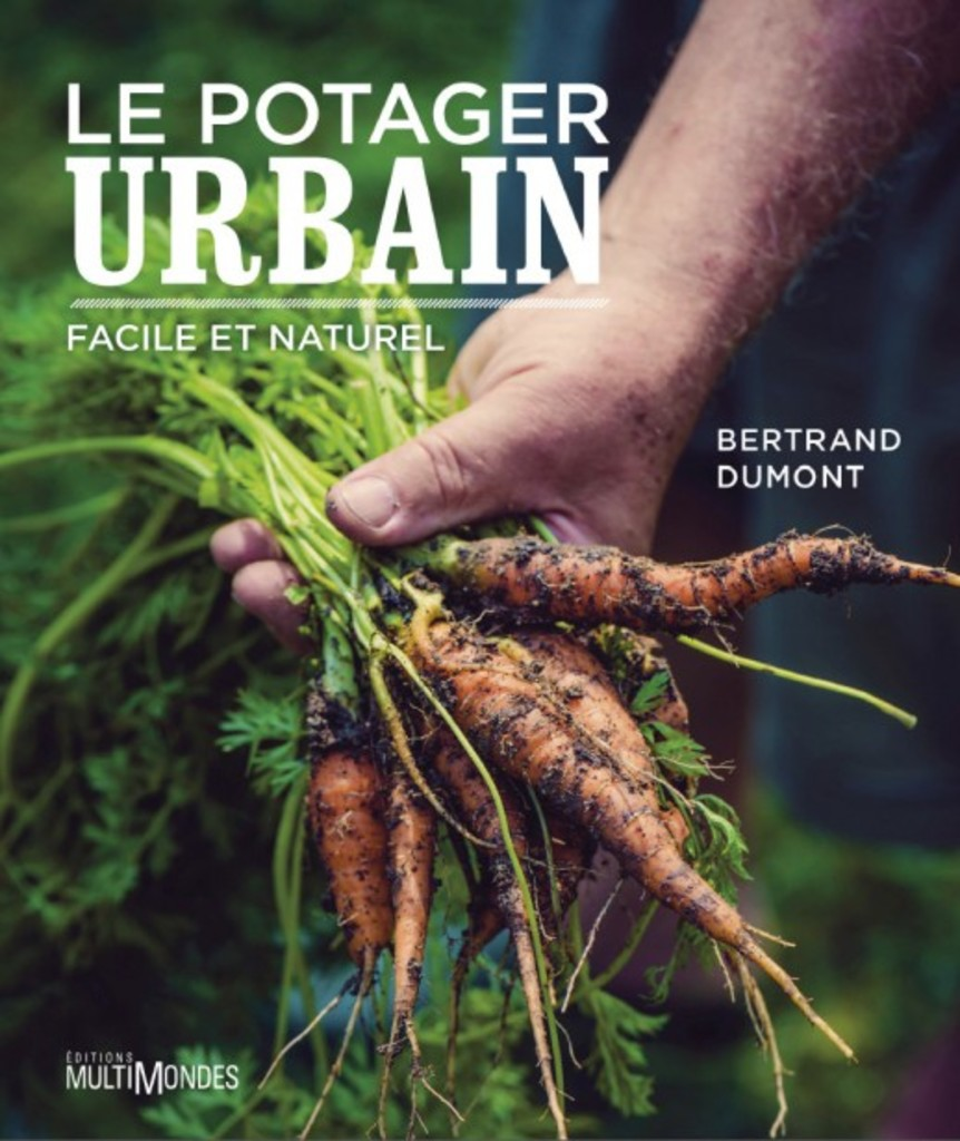 <p>BERTRAND DUMONT. <i>Le potager urbain, facile et naturel</i>, Éditions MultiMondes, 2016, 304 p. 29,95 $</p>