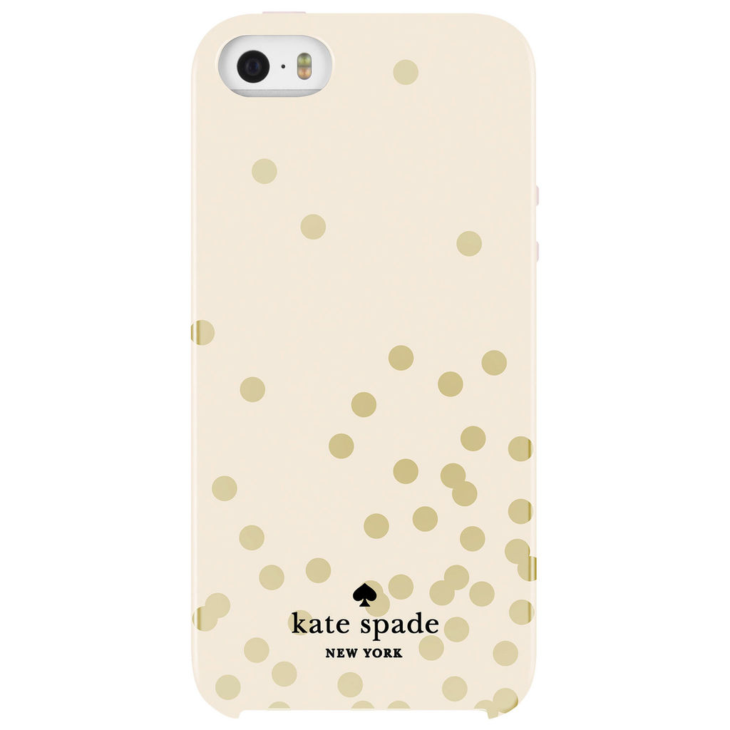 Étui rigide confettis pour iPhone 5/5s/SE, 29,97$ chez Best Buy