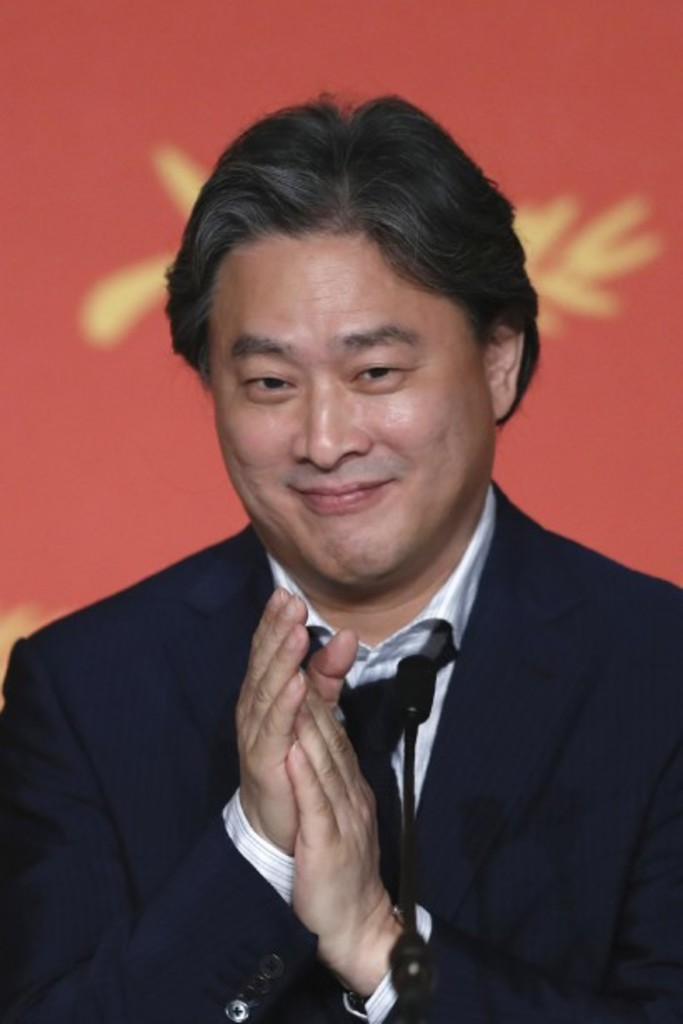 <p>Park Chan-Wook</p>