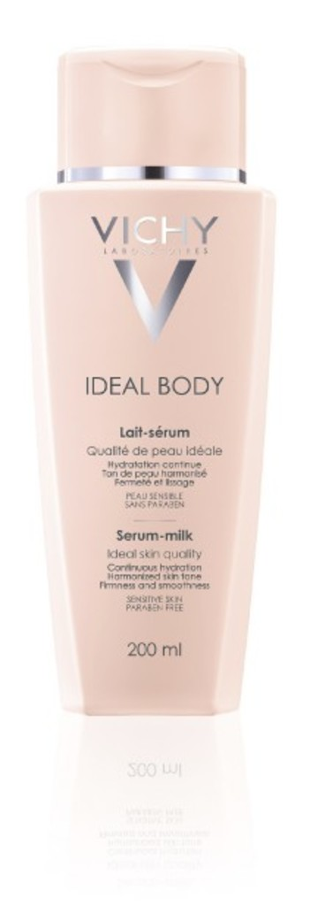 <p>Vichy, lait-sérum Ideal Body, 22,50 $ (200 ml)</p>