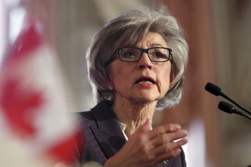 Beverly McLachlin