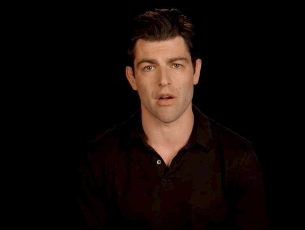 <p>Max Greenfield</p>