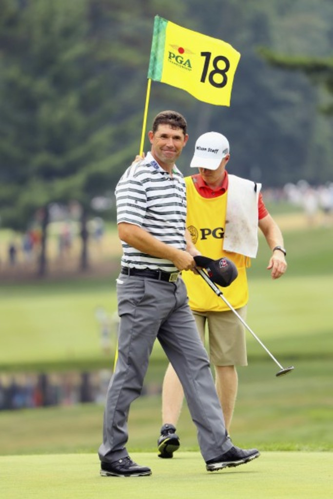 <p>Padraig Harrington</p>