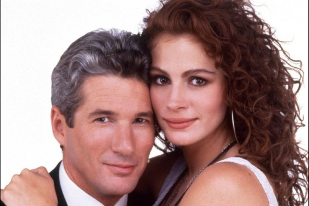 <p>Richard Gere et Julia Roberts, dans <em>Pretty Woman</em>.</p>