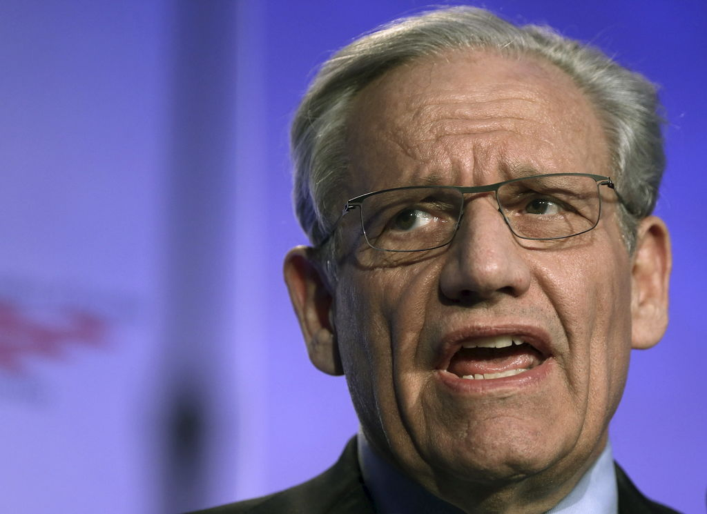Le journaliste Bob Woodward à Washington, en mars 2013