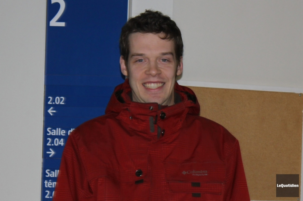 <p>Guillaume Goulet </p>