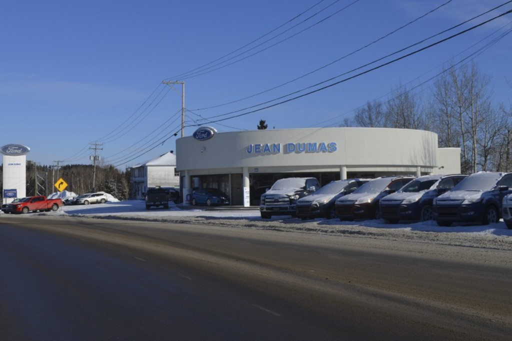 Un nouveau b timent de 4 m le quotidien chicoutimi for Garage ford saint louis