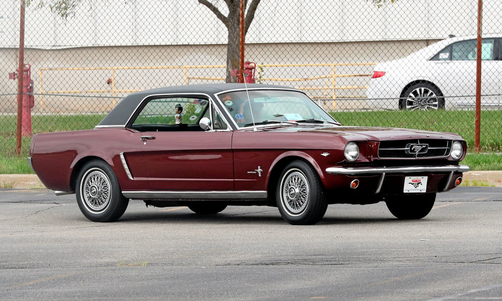 La Ford Mustang 1964