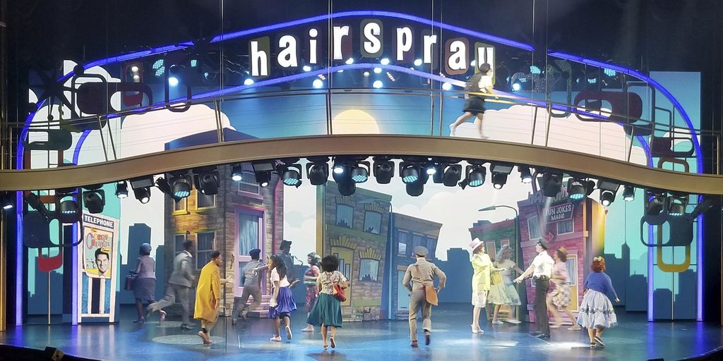 Spectacle Hairspray au Royal Theatre