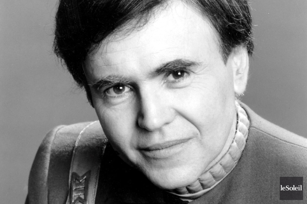 <p>Walter Koenig, l'interprète original de Pavel Chekov dans <em>Star Trek</em></p>
