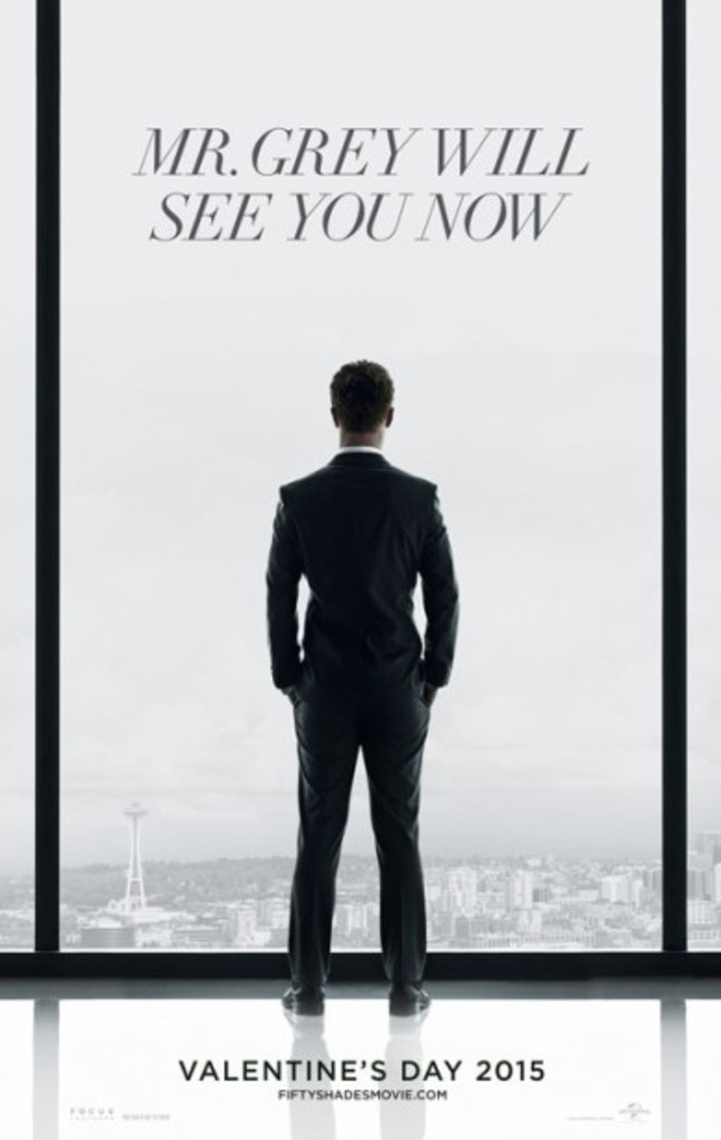 Fifty Shades of Grey - Affiche