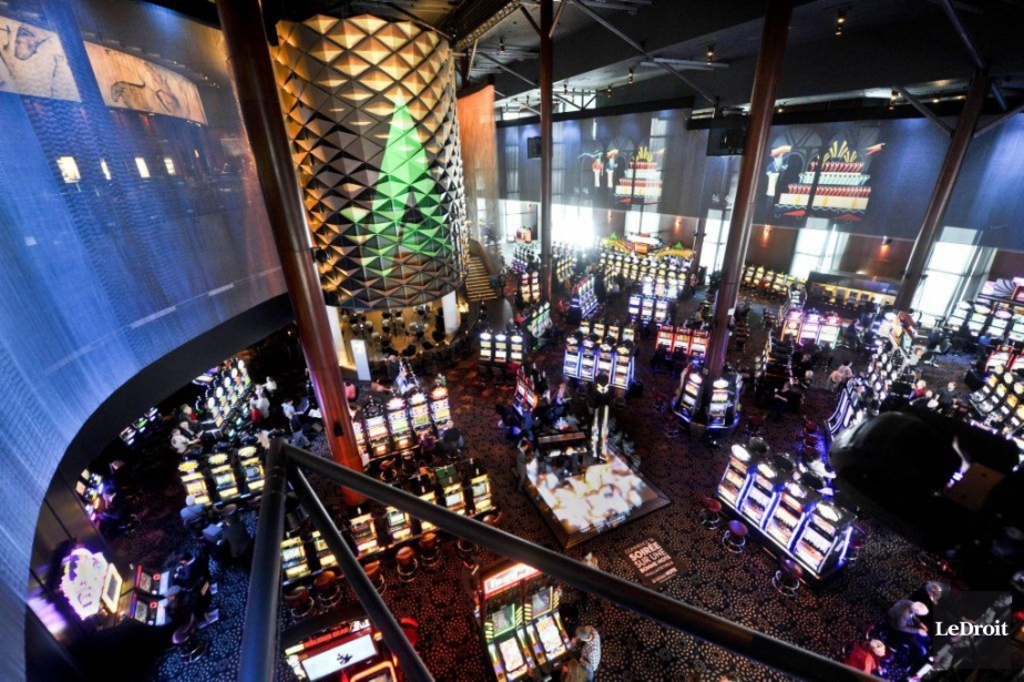 Bar Casino Lac Leamy