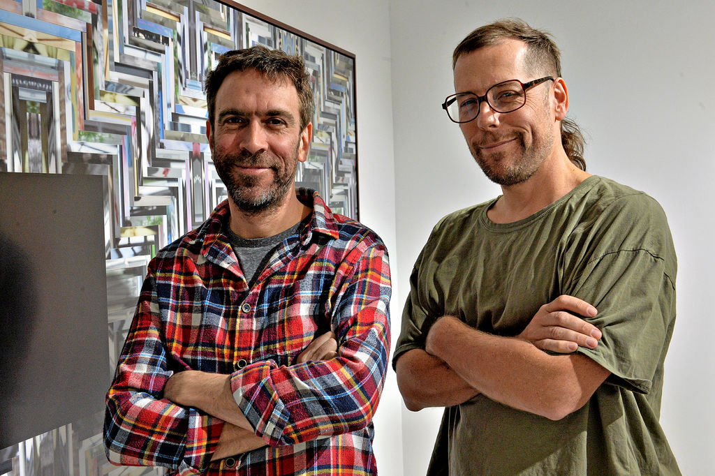 Mathieu Doyon et Simon Rivest