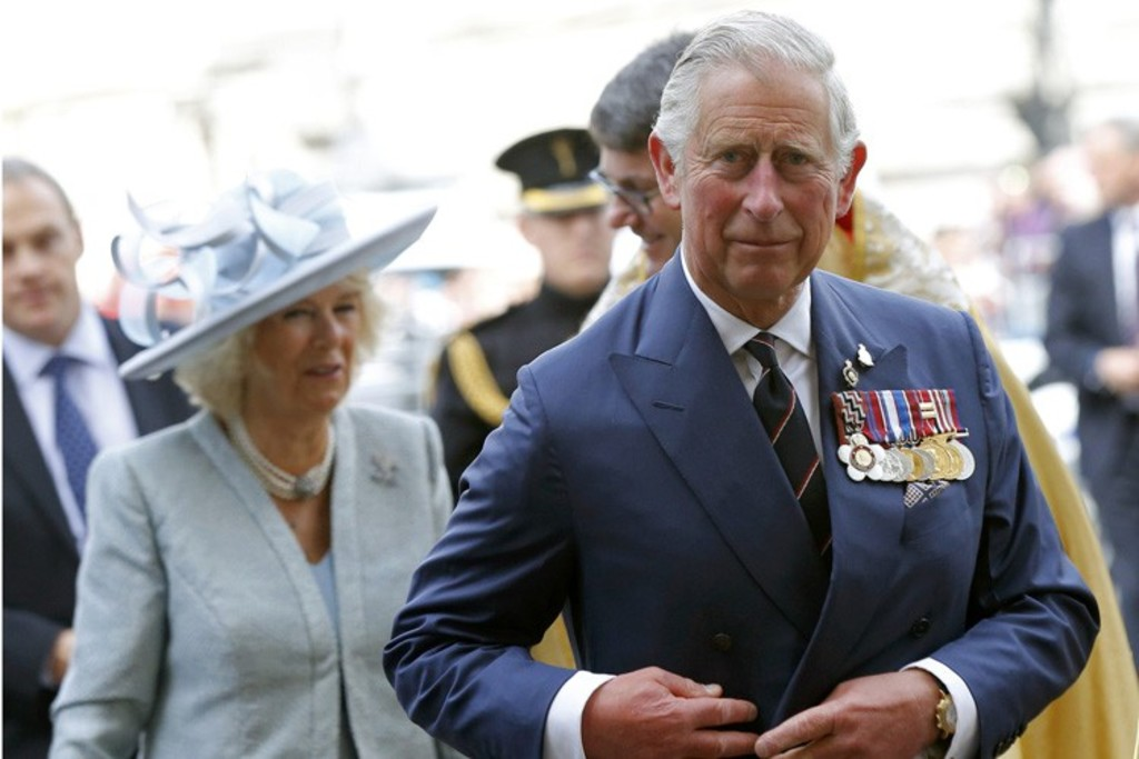 Le prince Charles