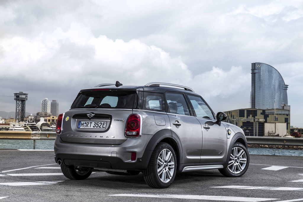 Mini Countryman S-E