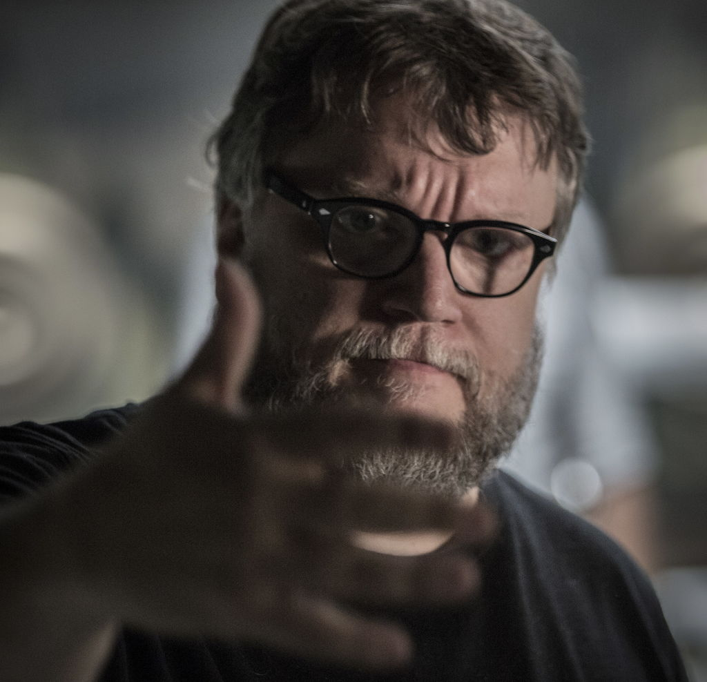 Guillermo del Toro, lors du tournage de «The Shape of Water»