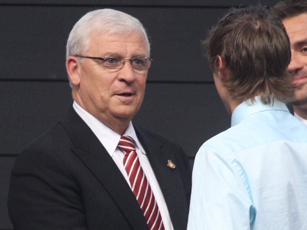Bryan Murray et Erik Karlsson