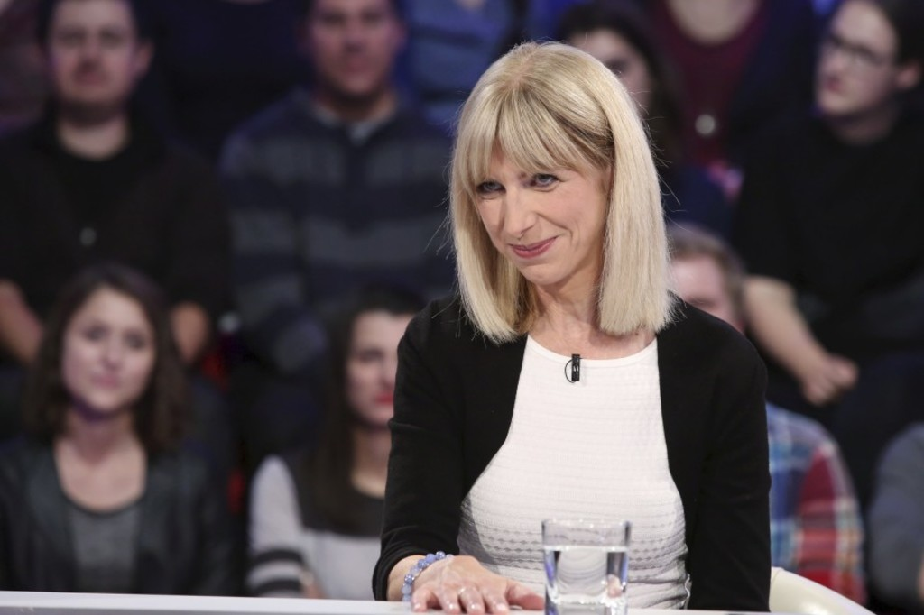<p>Isabelle Richer a survécu à un grave accident.</p>