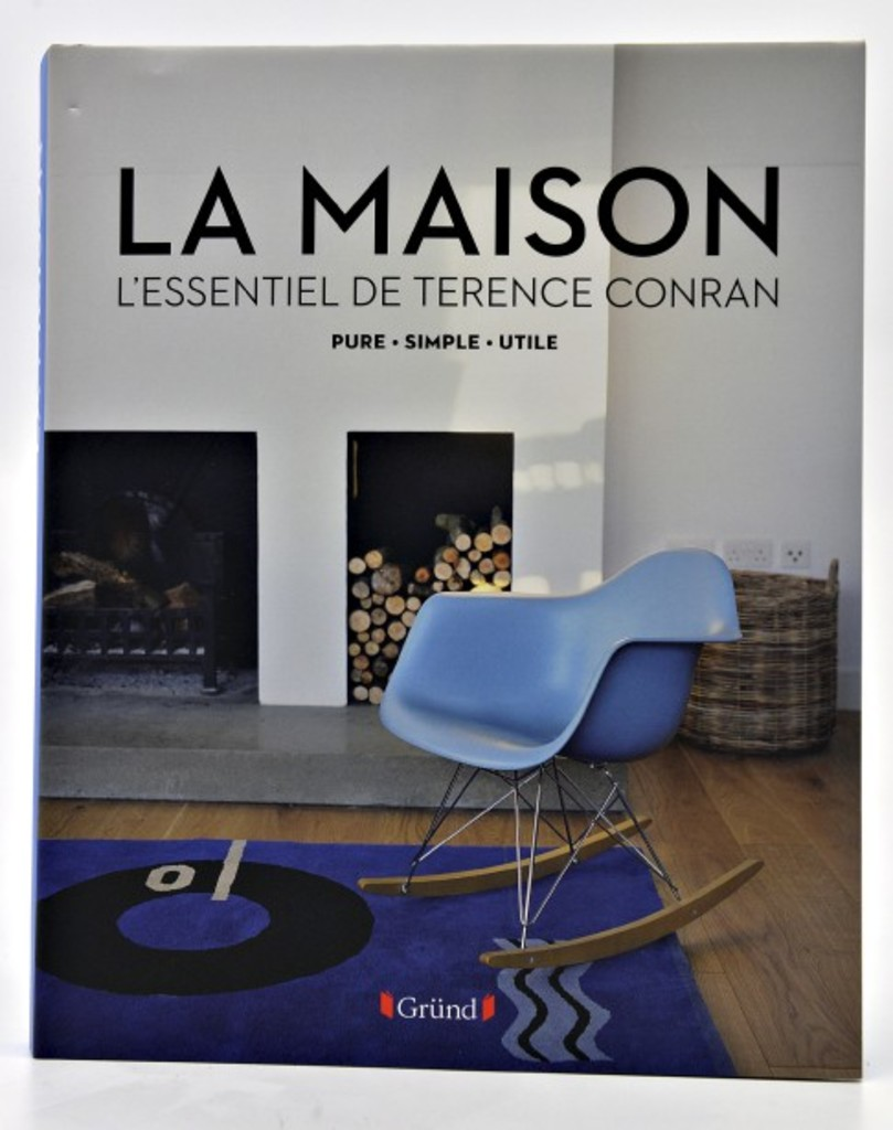 <p><strong>TERENCE CONRAN</strong> <strong><i>La Maison</i></strong> éditions Gründ, 244 pages. 44,95 $</p>
