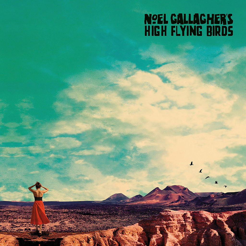 Who Built The Moon?, de Noel Gallagher's High Flying Birds