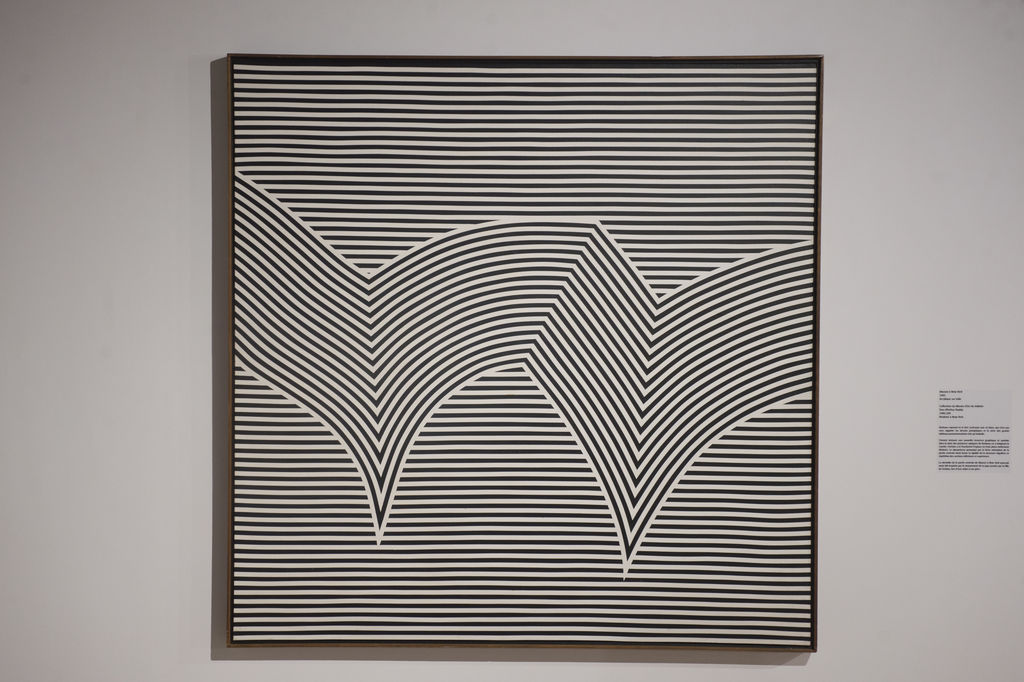 Marcel Barbeau, Manon de New York, 1965, Collection du Musée d'art de Joliette.