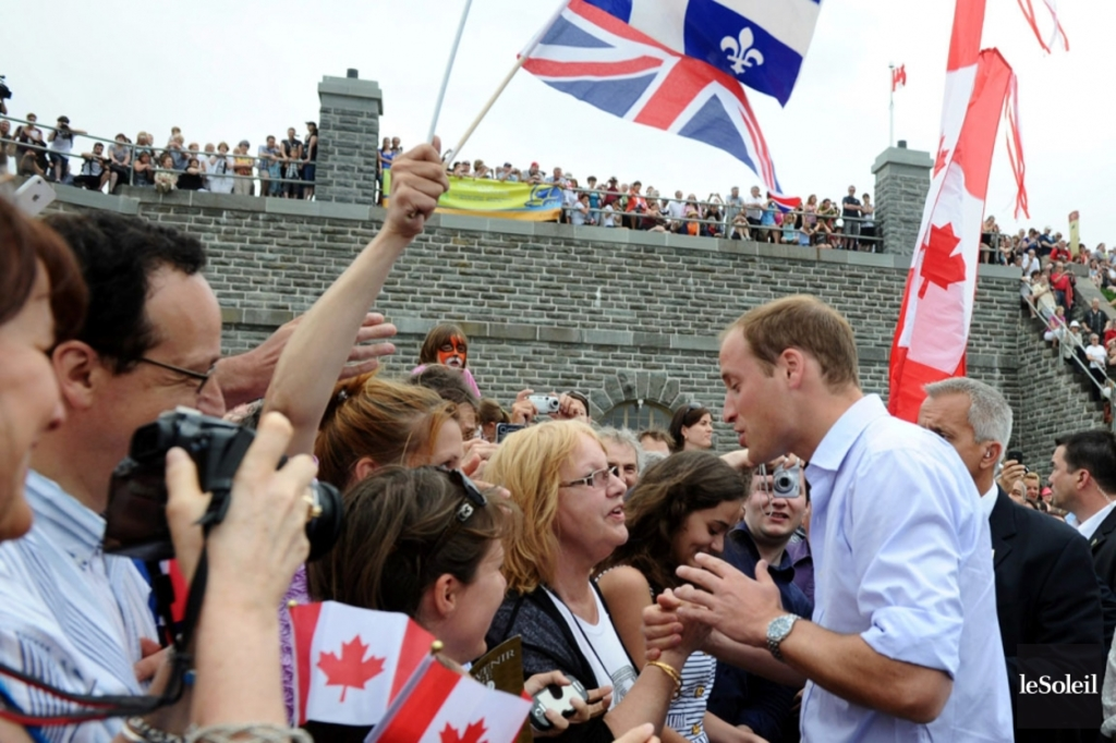 <p>Le 3 juillet 2011, le fort avait reçu la visite du prince William et de Kate Middleton.</p>