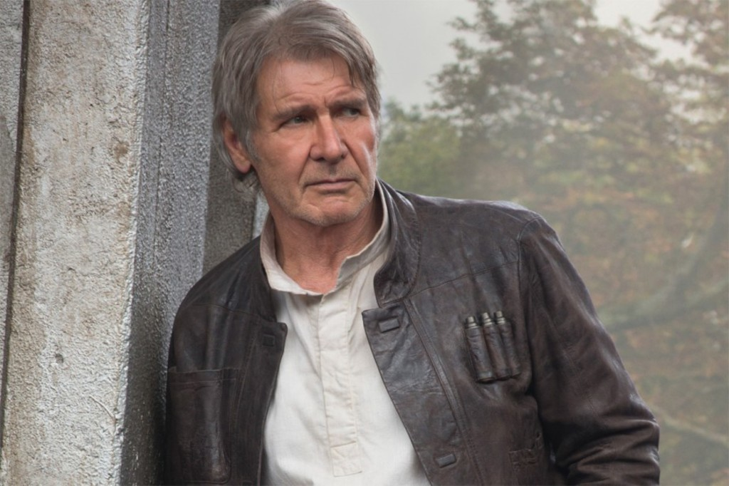 <p>Harrison Ford<strong></strong></p>