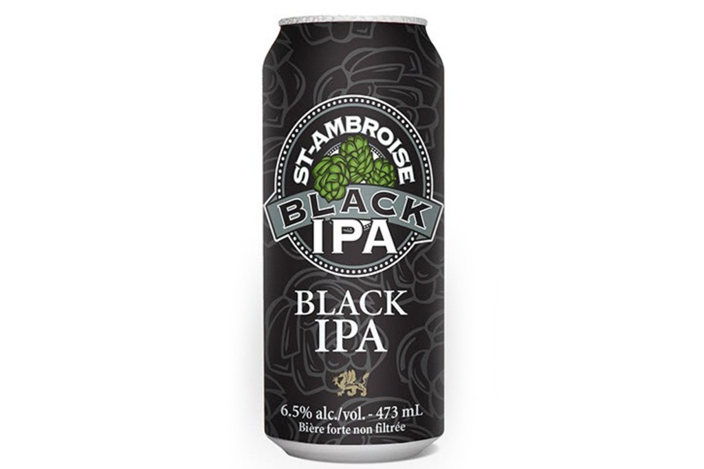St-Ambroise Black IPA