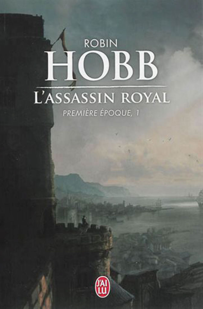 «L'Assassin royal» de l'auteure Robin Hobb