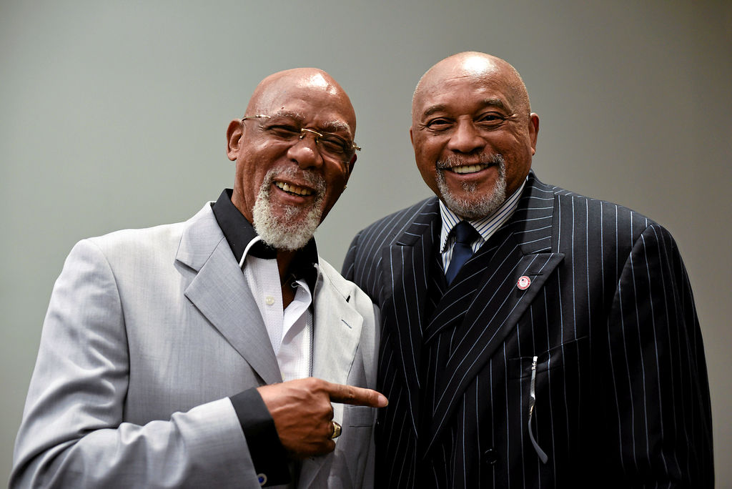 John Carlos et Tommie Smith