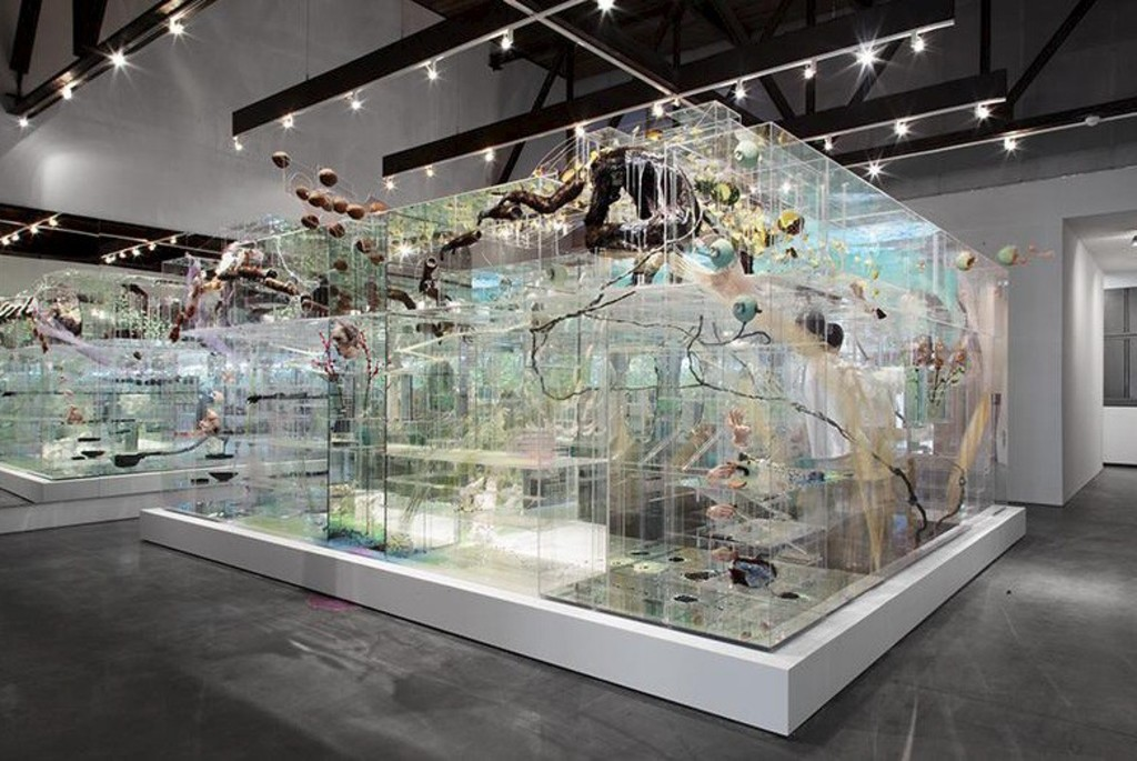 <p>David Altmejd, <em>The Flux and the Puddle</em>, 2014</p>