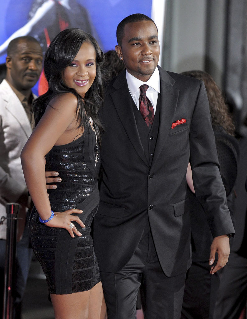 Bobbi Kristina Brown et Nick Gordon