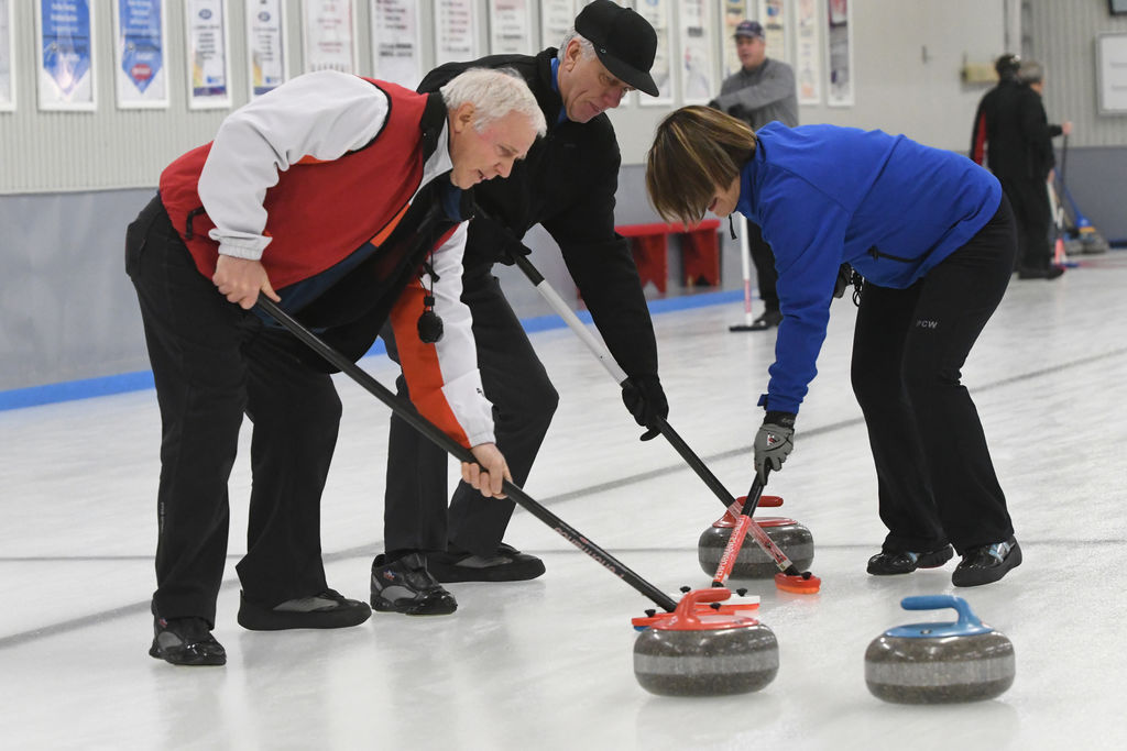 Tournoi de curling