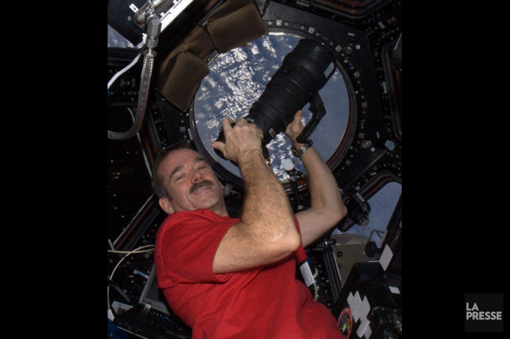 <p>Chris Hadfield</p>