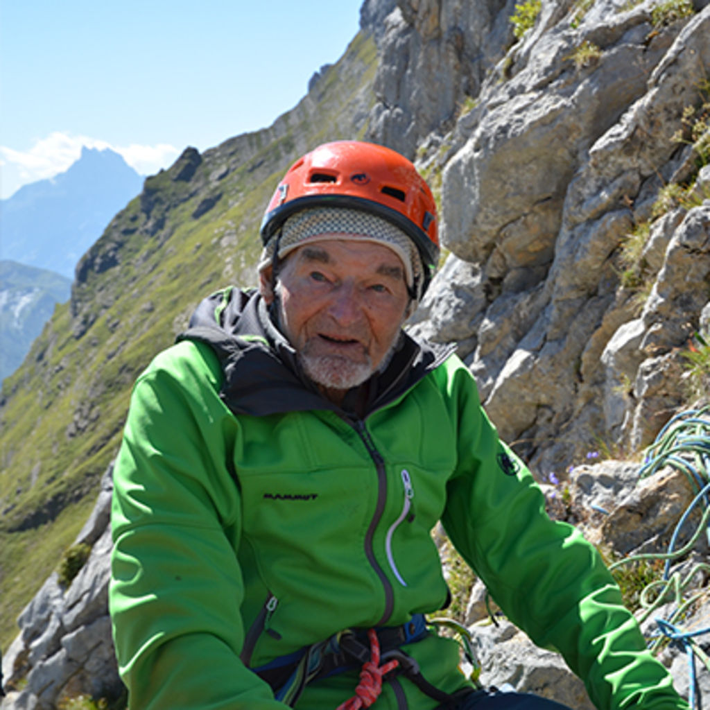 Marcel Remy, 94 ans