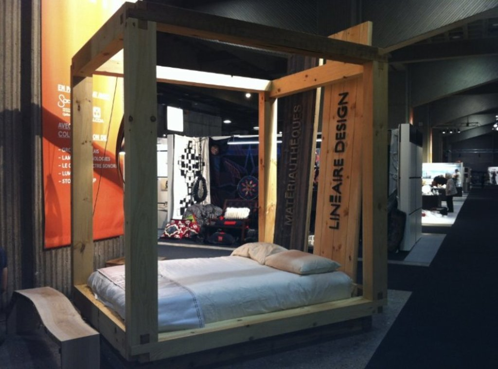 salon international du design de montr al d ambulatoire design maison le soleil qu bec. Black Bedroom Furniture Sets. Home Design Ideas