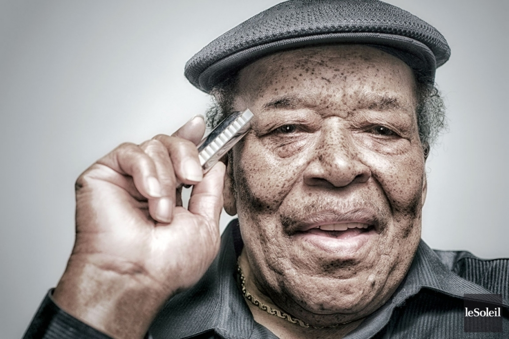<p>James Cotton</p>